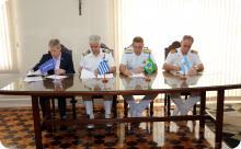 AMRJ sedia XV Reunião de Operadores de Turbinas Rolls-Royce da América do Sul