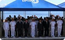 Cerimônia alusiva aos 129 anos do Corpo de Engenheiros da Marinha