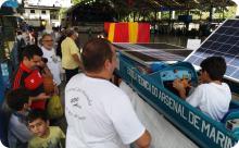 AMRJ participa do 12º Festival Âncora Social