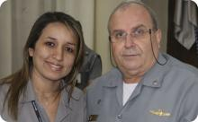 Arsenal de Marinha homenageia colaboradores da EMGEPRON