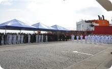 Corpo de Engenheiros da Marinha comemora seu 127º aniversário