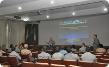 Sistema de Gestão Ambiental do AMRJ passa por auditoria da DPC