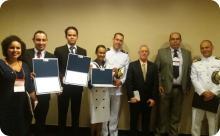Escola Técnica do Arsenal de Marinha ganha menção honrosa em premiação do CREA-RJ