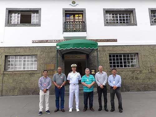 Centro de Auxílios à Navegação Almirante Moraes Rego realiza a 1ª Reunião Funcional para Gerentes de Vessel Traffic Service