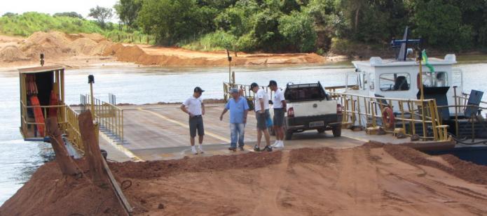 Agência Fluvial de São Félix do Araguaia, Campanha Travessia Segura II