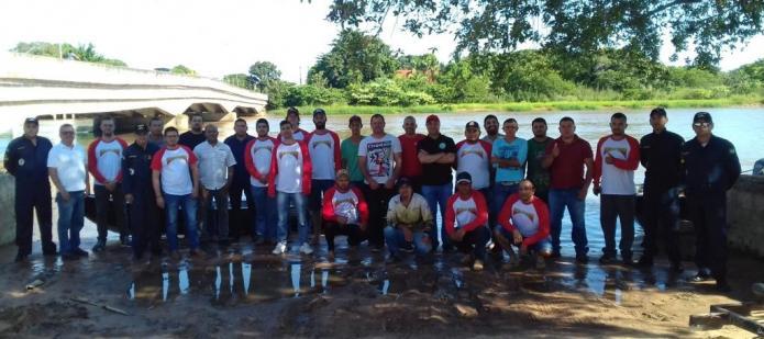 Capitania Fluvial do Pantanal Ministra Curso de Formação de Marinheiro Fluvial Auxiliar de Convés e de Máquinas, Coxim - Ms