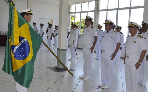 Cerimônia interna alusiva ao Dia do Marinheiro foi realizada na Fortaleza de São José da Ilha das Cobras