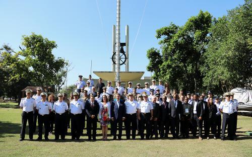 Marinha do Brasil organiza o primeiro Curso Básico de Assistência e Proteção para Participantes de Expressão Oficial Portuguesa