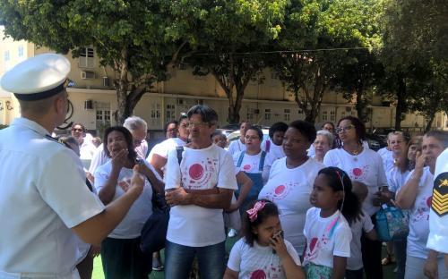 CGCFN promove manhã cultural para pacientes do INCA