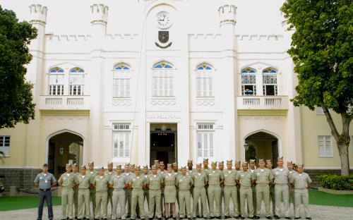 Alunos do CIAW visitaram Fortaleza de São José