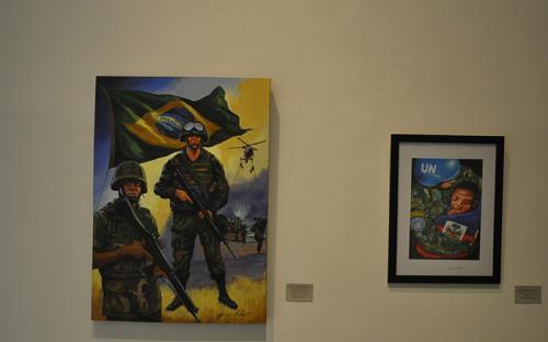 As obras vencedoras passarão a compor o acervo do Museu do CFN