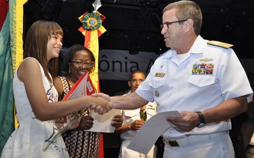 CGCFN promoveu a cerimônia de premiação do VIII Concurso de Crônicas do CFN
