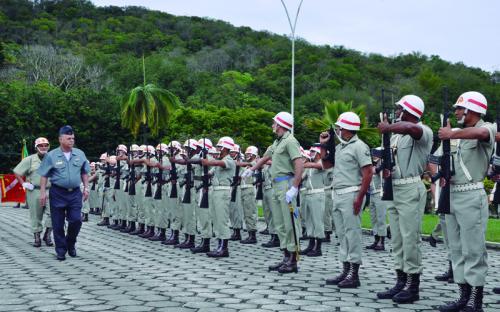 CGCFN promoveu homenagem ao Chefe de Estado-Maior da Armada