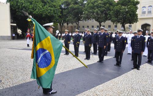 CGCFN realiza cerimônia alusiva aos 153 anos da Batalha Naval do Riachuelo