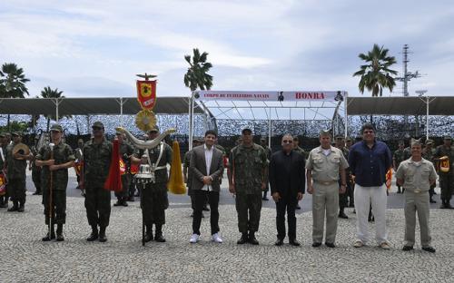 CGCFN recebeu visita do Presidente da TV Record Rio
