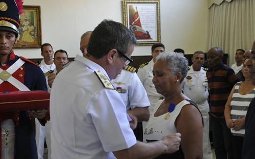 A cerimônia foi realizada no CIASC