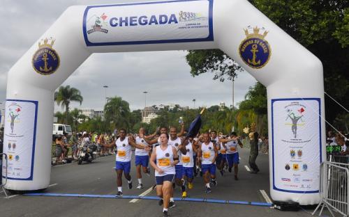 Maior corrida de Pelotões do Brasil