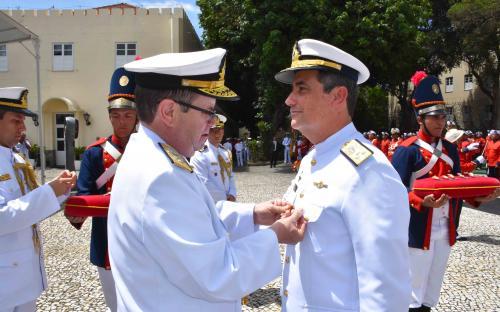 Ocasião também marcou a entrega da Medalha Mérito Anfíbio