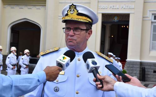 O Comandante-Geral do Corpo de Fuzileiros Navais ressaltou que o CFN vem ampliando e consolidando sua disposição em servir à sociedade brasileira