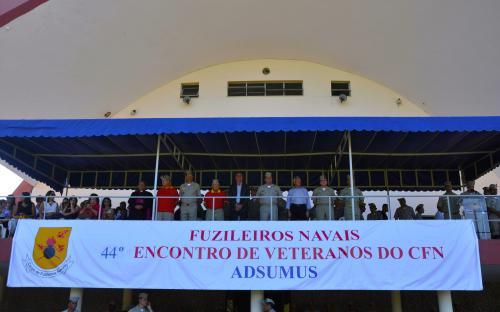 Encontro de Veteranos reuniu família naval e convidados no CIASC