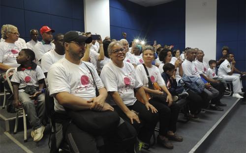 Fortaleza de São José recebe pacientes e voluntários do INCA