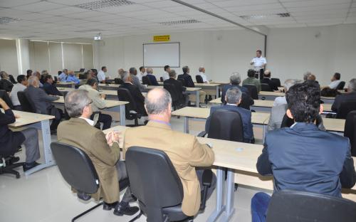 Em suas palavras, Comandante-Geral do CFN abordou as últimas conquistas do CFN