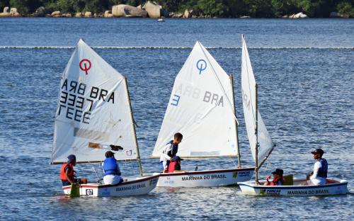Projeto PROFESP-NAVEGAR vai propiciar prática de esportes náuticos a jovens carentes