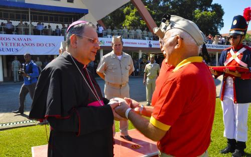 Quase 2 toneladas de alimentos foram doadas à Arquidiocese do Rio de Janeiro
