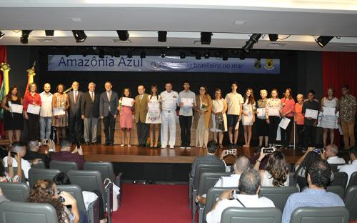 Solenidade foi realizada na sede da Academia Brasileira de Letras