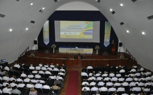 VII Jornada Jurídica reuniu autoridades militares e civis no CIASC
