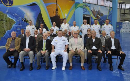 Encontro de Almirantes é promovido anualmente pelo CGCFN