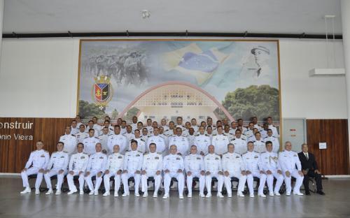 Evento reuniu Oficiais-Generais da Marinha do Brasil no CIASC