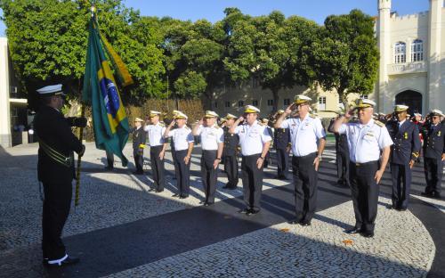 Oficiais-Generais do CFN prestigiaram a cerimônia
