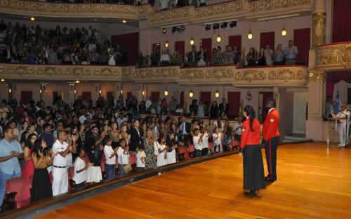 Concerto emocionou o público com trilhas sonoras de filmes clássicos