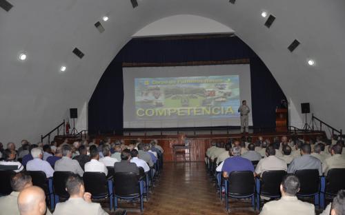 AE (FN) Alexandre apresentou principais realizações do CFN no último ano