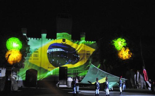 Parada Após o Pôr do Sol reuniu 2 mil pessoas na Fortaleza de São José da Ilha das Cobras