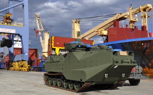 Aquisição dos novos CLAnf é fruto de contrato com a Marinha americana