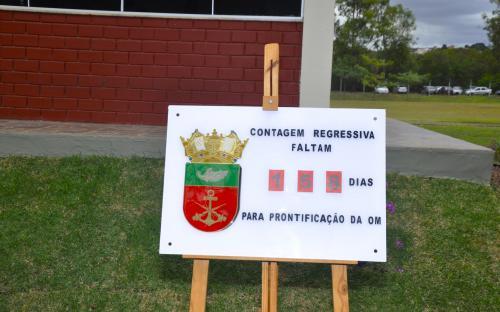 Centro de Intendência da Marinha em Parada de Lucas será inaugurado no início de 2020