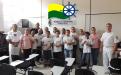 Militares músicos do CFN ministram cursos de musicalização e prática instrumental a crianças carentes