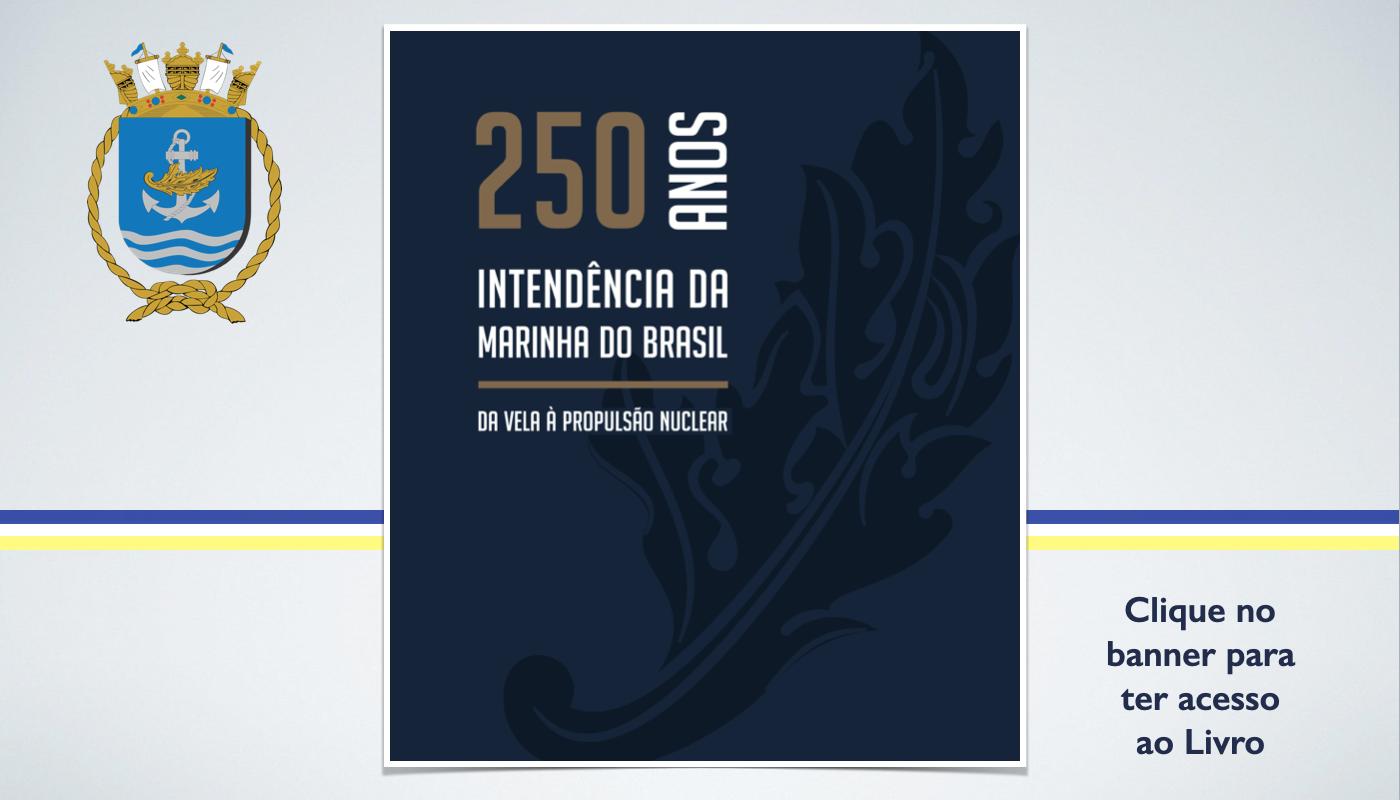 Livro 250 Anos da Intendência
