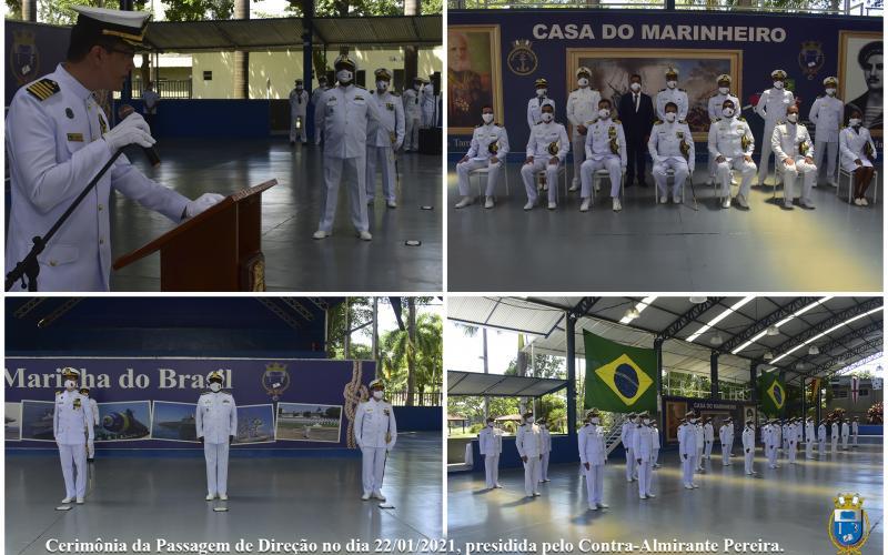Passagem de Direção da Casa Do Marinheiro - 22JAN21