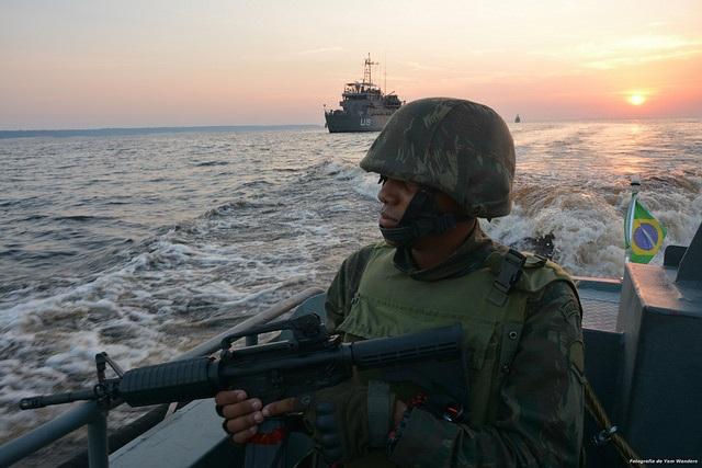 Concurso da marinha conta com 960 vagas para jovens que concluíram ensino médio