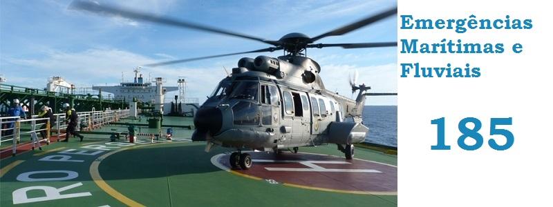Marinha - Emergências Marítimas / Fluviais