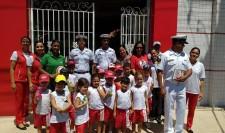 CAPITANIA DOS PORTOS DE SERGIPE CONTRIBUINDO COM A EDUCAÇÃO E RESPONSABILIDADE SOCIAL
