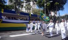 2º Distrito Naval participam das comemorações do 7 de Setembro em Salvador