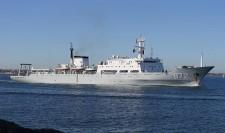 Marinha Chinesa Visita 2º Distrito Naval