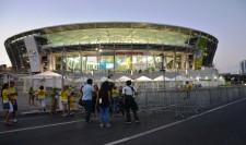 Marinha reforça segurança em jogos do futebol olímpico na Arena Fonte Nova