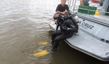 Marinha apoia monitoramento ambiental em Porto Seguro (BA)
