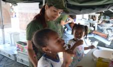 Comando do 2º Distrito Naval promove Ação Cívico-Social na Ilha de Itaparica