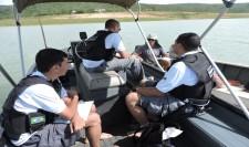 """CFSF realiza """"Operação Verão"""" no rio São Francisco"""
